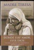 Portada de DONDE HAY AMOR, ESTA DIOS