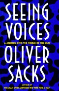 Portada de SEEING VOICES: A JOURNEY INTO THE WORLD OF THE  DEAF