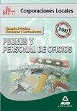 Portada de PEONES Y PERSONAL DE OFICIOS DE CORPORACIONES LOCALES. TEMARIO PRACTICO: FUNCIONES Y HERRAMIENTAS