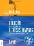 Portada de DIRECCION CASOS II ESTRATEGIC DE RECURSOS HUMANOS