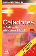Portada de CELADORES DEL SERVICIO DE SALUD DE LA COMUNIDAD DE MADRID: TEMARIO