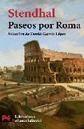 Portada de PASEOS POR ROMA