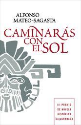 Portada de CAMINARÁS CON EL SOL