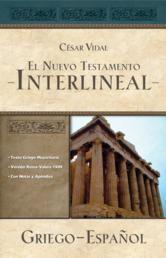 Portada de EL NUEVO TESTAMENTO INTERLINEAL GRIEGO-ESPANOL - EBOOK