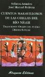 Portada de CUENTOS MARAVILLOSOS DE LAS ORILLAS DEL RIO NIGER: TRADICIONES ORALES DEL PUEBLO DJERMA-SONGAY