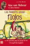 Portada de LOS HOMBRES ANDAN FLOJOS