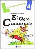 Portada de EL OGRO CANTARUDO - CUADERNO DE LECTURA COMPRENSIVA (LECTURAS COMPRENSIVAS)