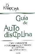 Portada de GUIA DE AUTODISCIPLINA