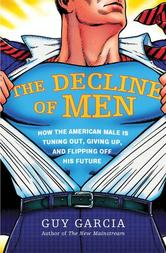 Portada de THE DECLINE OF MEN