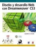 Portada de DISEÑO Y DESARROLLO WEB CON DREAMWEAVER CS3
