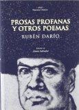 Portada de PROSAS PROFANAS Y OTROS POEMAS