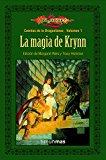 Portada de LA MAGIA DE KRYNN / CUENTOS DE LA DRAGONLANCE, 1ª TRILOGÍA, 1