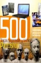 Portada de 500 TRUCOS SUGERENCIAS Y TECNICAS PHOTOSHOP