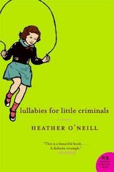 Portada de LULLABIES FOR LITTLE CRIMINALS