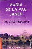 Portada de PASIONES ROMANAS