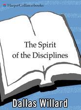 Portada de THE SPIRIT OF THE DISCIPLINES