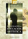 Portada de INVESTIGACION EN EDUCACION ARTISTICA