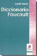 Portada de DICCIONARIO FOUCAULT