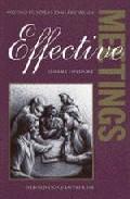 Portada de EFFECTIVE MEETING: STUDENT S BOOK