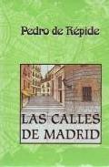 Portada de LAS CALLES DE MADRID