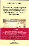 Portada de RELATOS Y POEMAS PARA NIÑOS EXTREMADAMENTE INTELIGENTES DE TODAS LAS EDADES