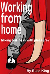 Portada de WORKING FROM HOME: MIXING BUSINESS WITH PLEASURE?