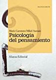 Portada de PSICOLOGIA DEL PENSAMIENTO: TEORIA Y PRACTICAS