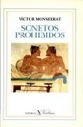 Portada de SONETOS PROHIBIDOS