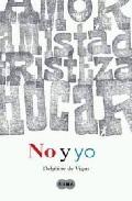 Portada de NO Y YO
