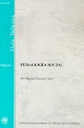 Portada de PEDAGOGIA SOCIAL: GUIA DIDACTICA