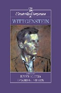 Portada de THE CAMBRIDGE COMPANION TO WITTGENSTEIN