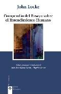 Portada de COMPENDIO DEL ENSAYO SOBRE EL ENTENDIMIENTO HUMANO