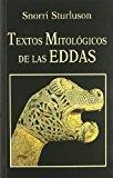 Portada de TEXTOS MITOLOGICOS DE LAS EDDAS