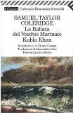 Portada de LA BALLATA DEL VECCHIO MARINAIO-KUBLA KHAN. TESTO ORIGINALE A FRONTE (UNIVERSALE ECONOMICA. I CLASSICI)