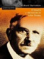 Portada de FILOSOFÍA Y DEMOCRACIA: JOHN DEWEY (EBOOK)