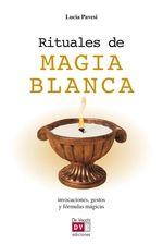Portada de RITUALES DE MAGIA BLANCA