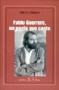 Portada de PABLO GUERRERO, UN POETA QUE CANTA