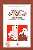 Portada de PROGRAMA ELEMENTAL DE COMUNICACION BIMODAL