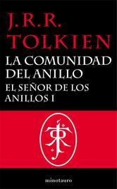 Portada de EL SEÑOR DE LOS ANILLOS, I. LA COMUNIDAD DEL ANILLO