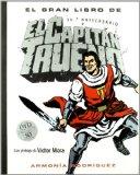 """Portada de EL GRAN LIBRO DE """"EL CAPITAN TRUENO"""" (INCLUYE DVD)"""