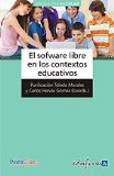 Portada de EL SOFTWARE LIBRE EN LOS CONTEXTOS EDUCATIVOS
