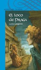 Portada de EL LOCO DE PRAGA (EBOOK)