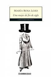 Portada de UNA MUJER DE FIN DE SIGLO - EBOOK