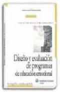 Portada de DISEÑO Y EVALUACION DE PROGRAMAS DE EDUCACION EMOCIONAL