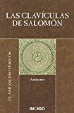 Portada de LAS CLAVICULAS DE SALOMON