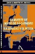 Portada de LA MUERTE DE MARIO DE SA-CARNEIRO O LA SOLEDAD Y EL POETA