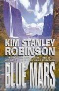 Portada de BLUE MARS