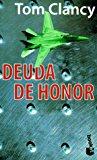 Portada de DEUDA DE HONOR