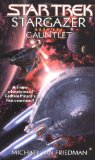 Portada de STARGAZER: GAUNTLET BK. 1 (STAR TREK NEXT GENERATION)