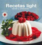 Portada de RECETAS LIGHT SANAS Y SABROSAS